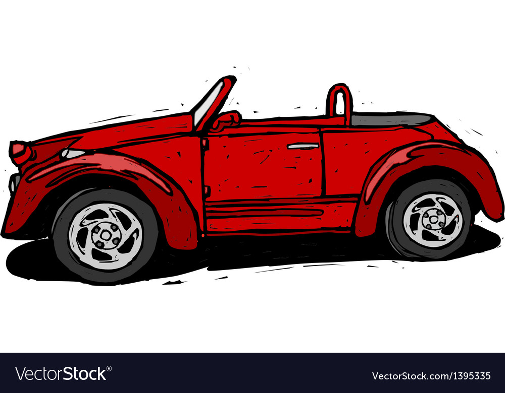 A car vector | Price: 1 Credit (USD $1)