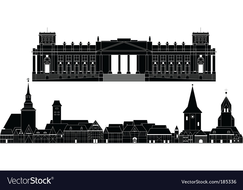 Architectural vector | Price: 1 Credit (USD $1)