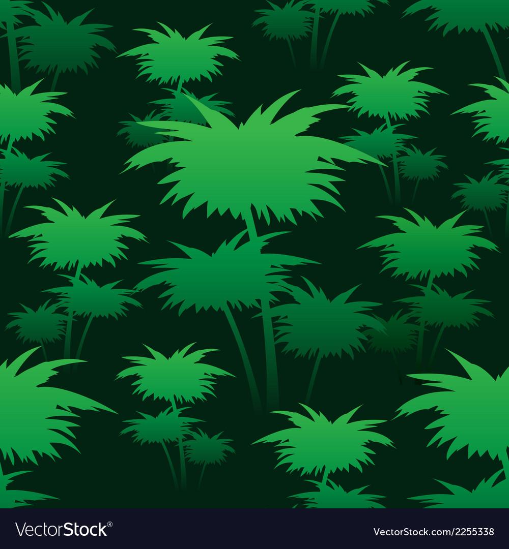 Jungles pattern vector | Price: 1 Credit (USD $1)