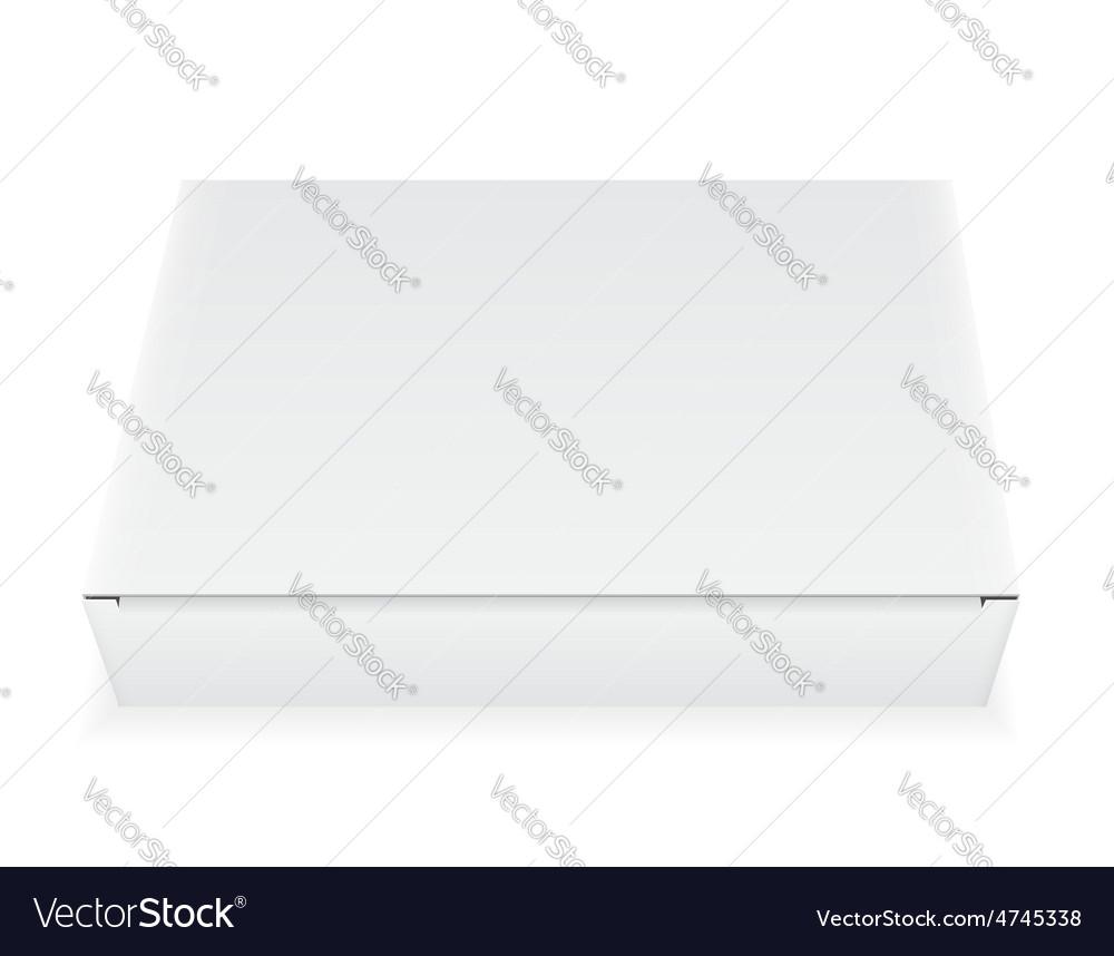 White box 05 vector | Price: 1 Credit (USD $1)