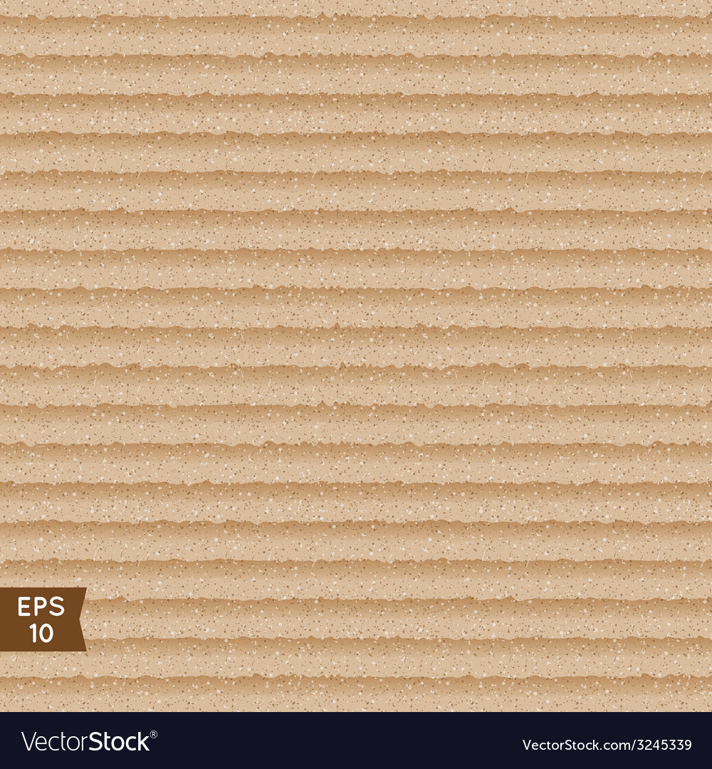 Seamless cardboard texture vector | Price: 1 Credit (USD $1)