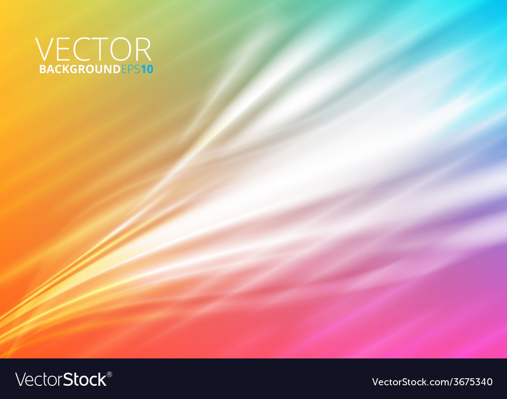 Abstract colorfull lighting background vector | Price: 1 Credit (USD $1)