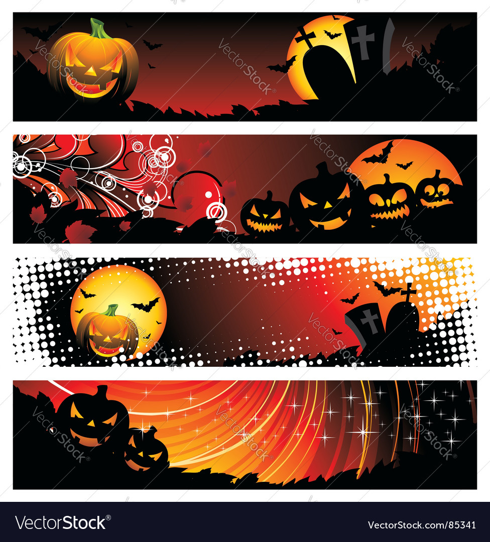 Halloween theme vector | Price: 1 Credit (USD $1)