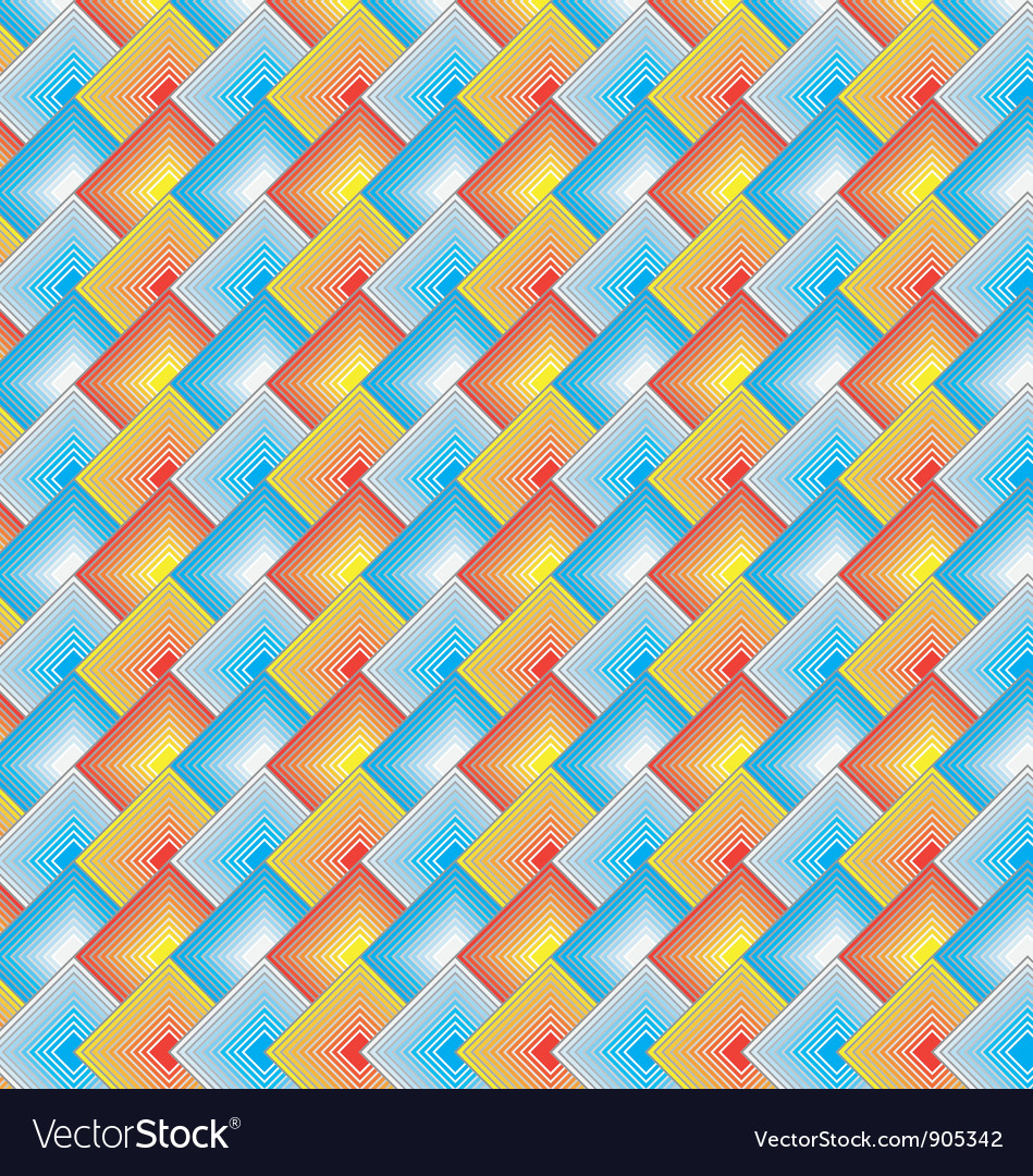 Rectangle scale pattern vector | Price: 1 Credit (USD $1)