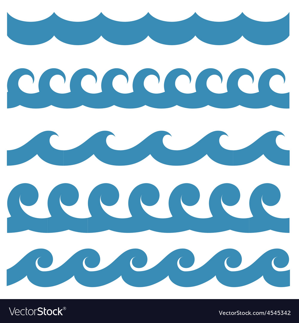 Waves vector   Price: 1 Credit (USD $1)
