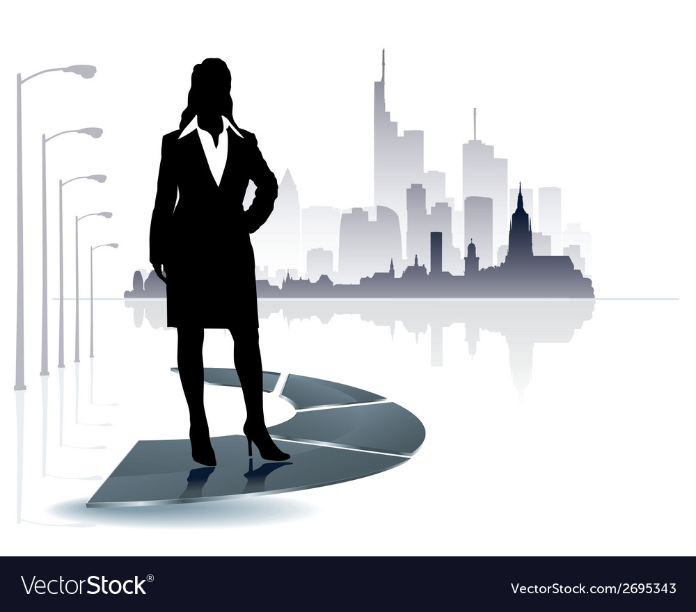 City people icon vector | Price: 1 Credit (USD $1)