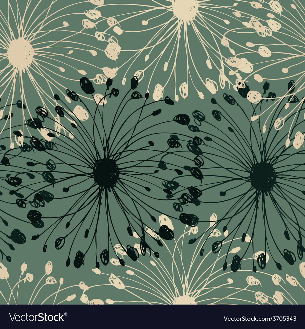Floral and decorative background design vector | Price: 1 Credit (USD $1)