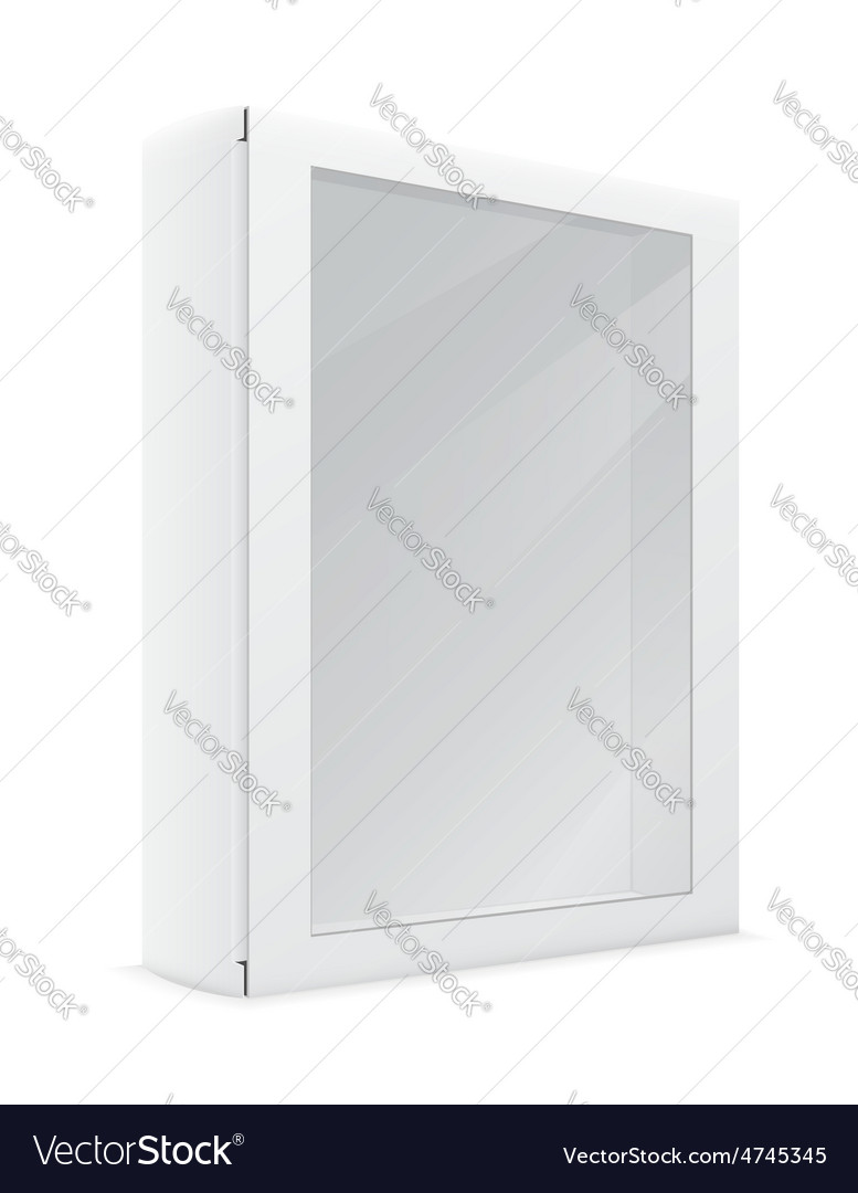 White box 07 vector | Price: 1 Credit (USD $1)
