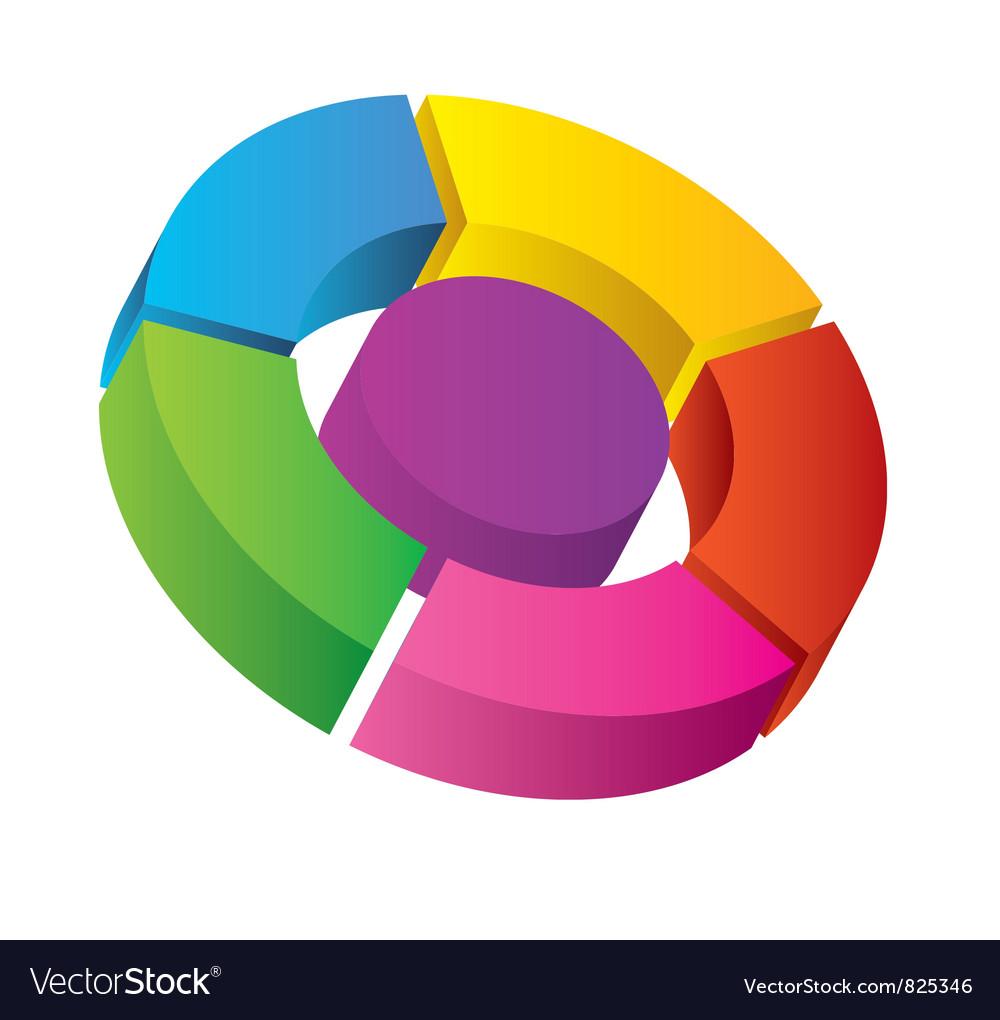 3d diagram vector   Price: 1 Credit (USD $1)