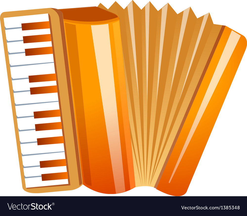 Icon accordion vector | Price: 1 Credit (USD $1)