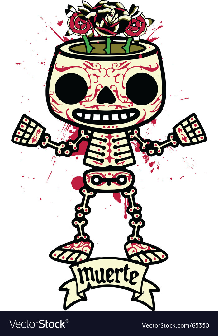 Dead buddy vector | Price: 1 Credit (USD $1)