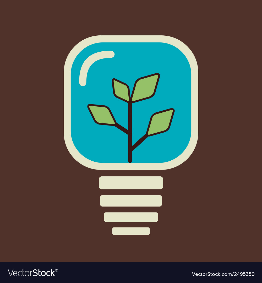Grow new idea concept vector | Price: 1 Credit (USD $1)