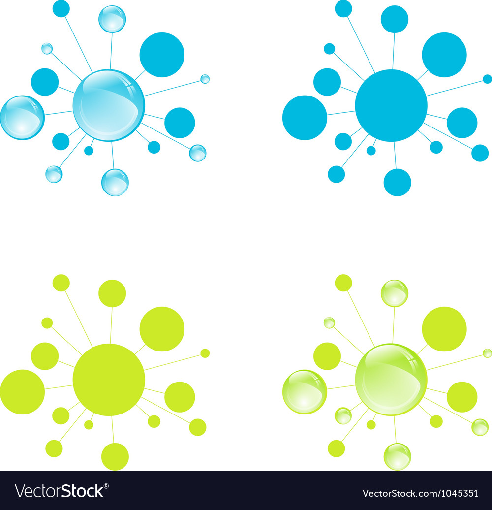 Microbiology cells vector | Price: 1 Credit (USD $1)