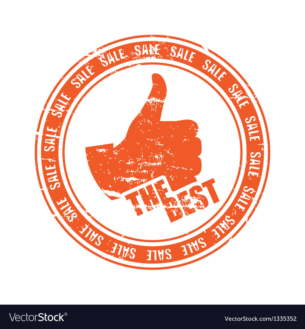 The best stamp vector | Price: 1 Credit (USD $1)