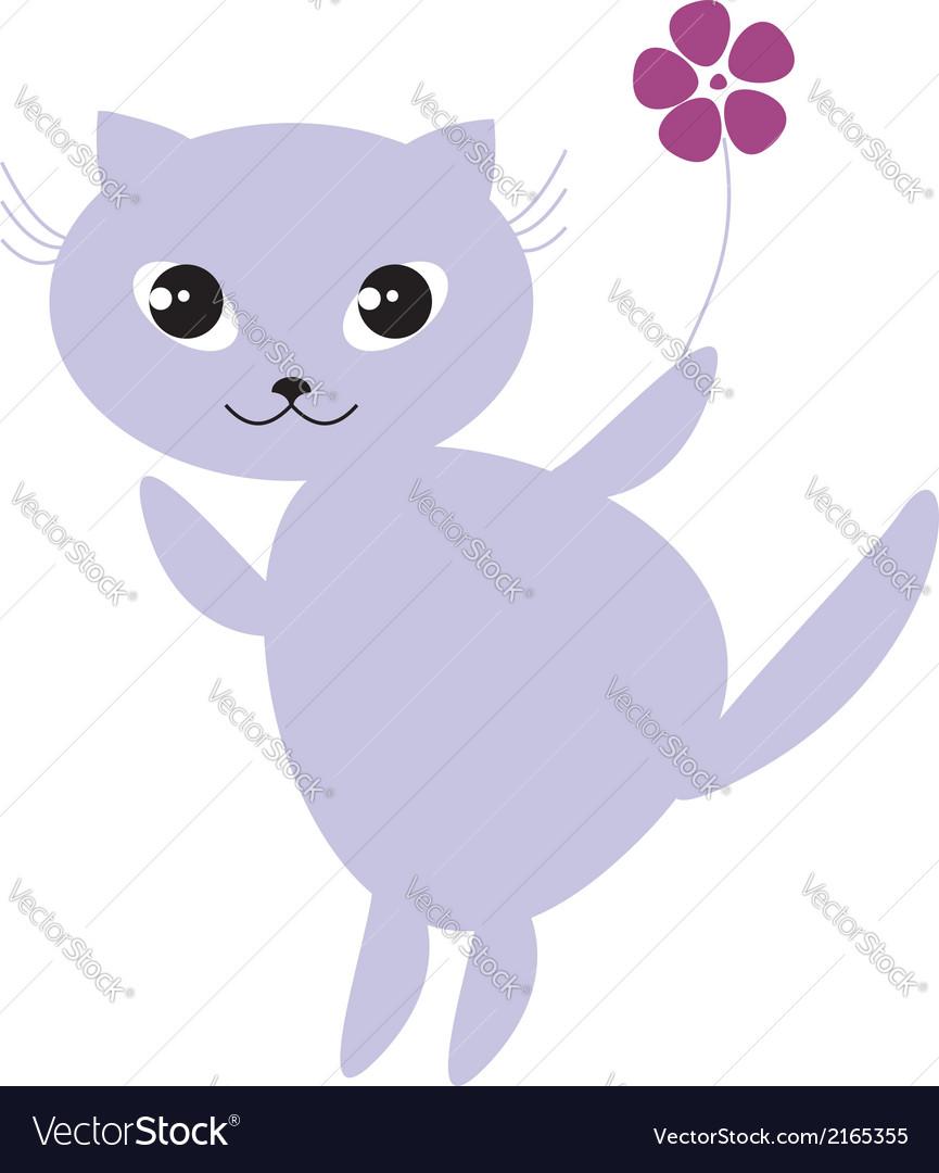 Pussycat vector | Price: 1 Credit (USD $1)