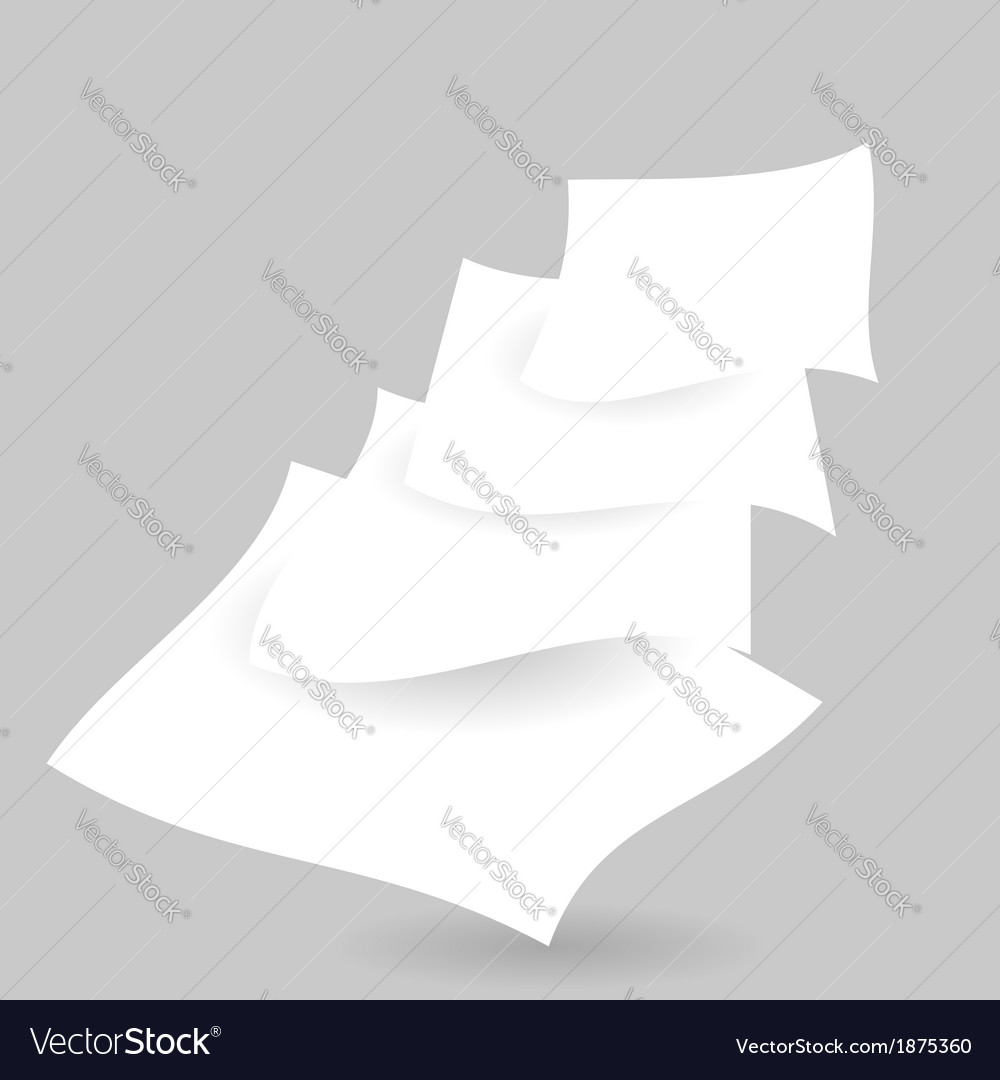 Sheets vector | Price: 1 Credit (USD $1)
