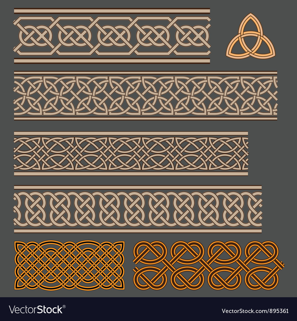 Celtic knots vector | Price: 1 Credit (USD $1)