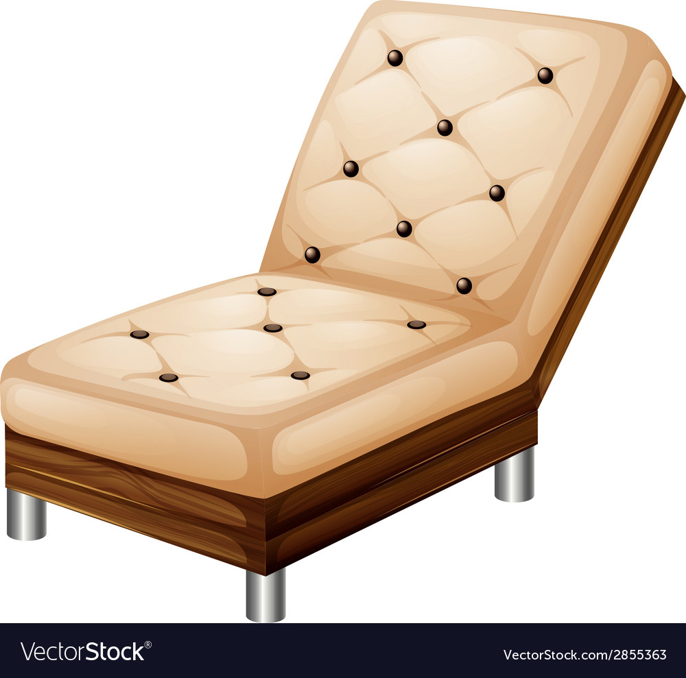 A relaxing furniture vector | Price: 1 Credit (USD $1)