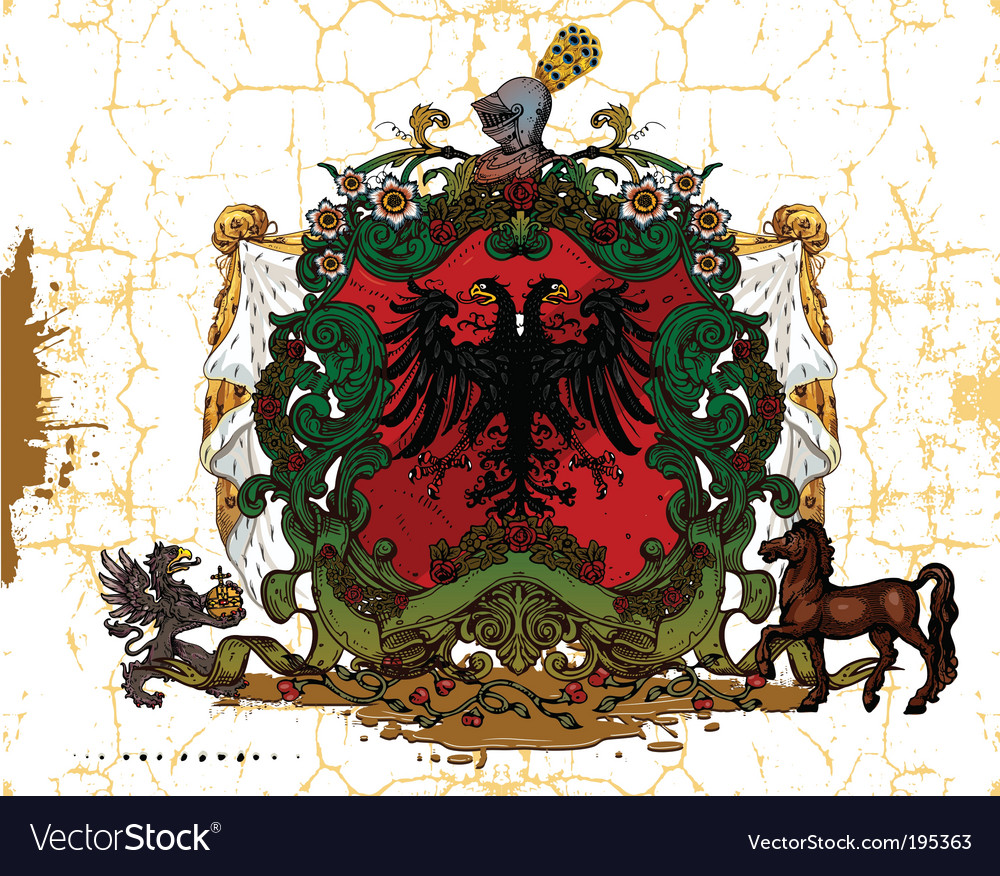Heraldic vector | Price: 1 Credit (USD $1)
