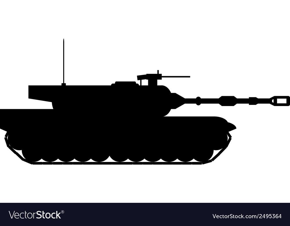 Tank vector | Price: 1 Credit (USD $1)