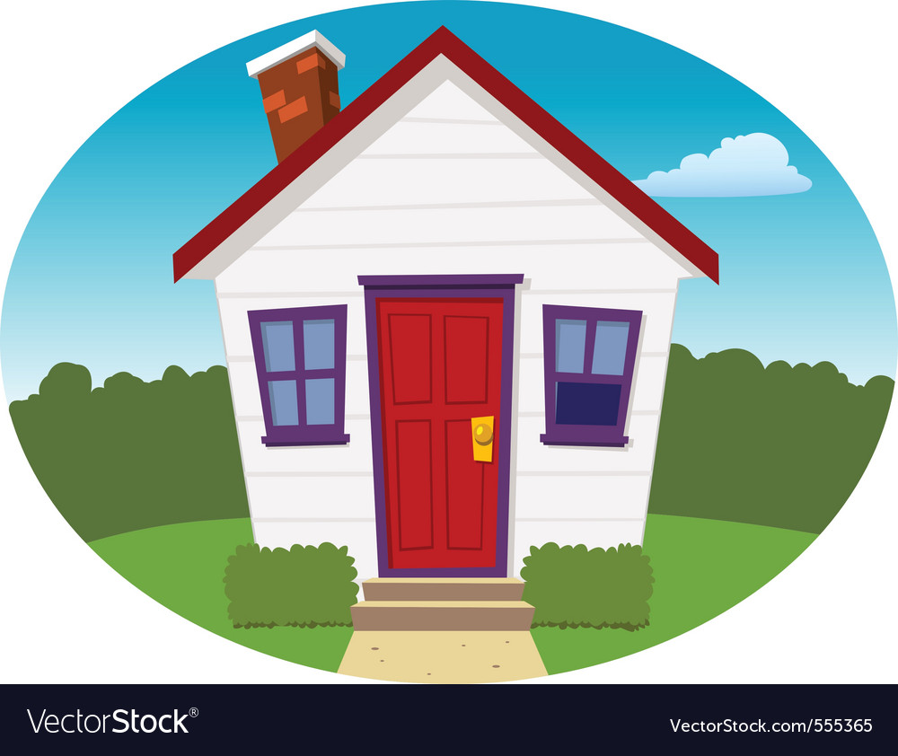 House american vector | Price: 1 Credit (USD $1)