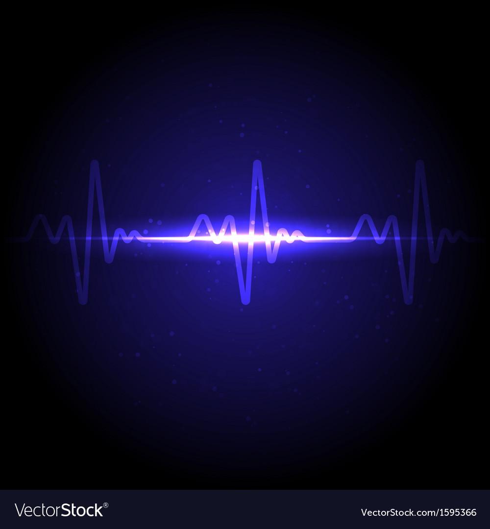 Electrocardiogram vector   Price: 1 Credit (USD $1)