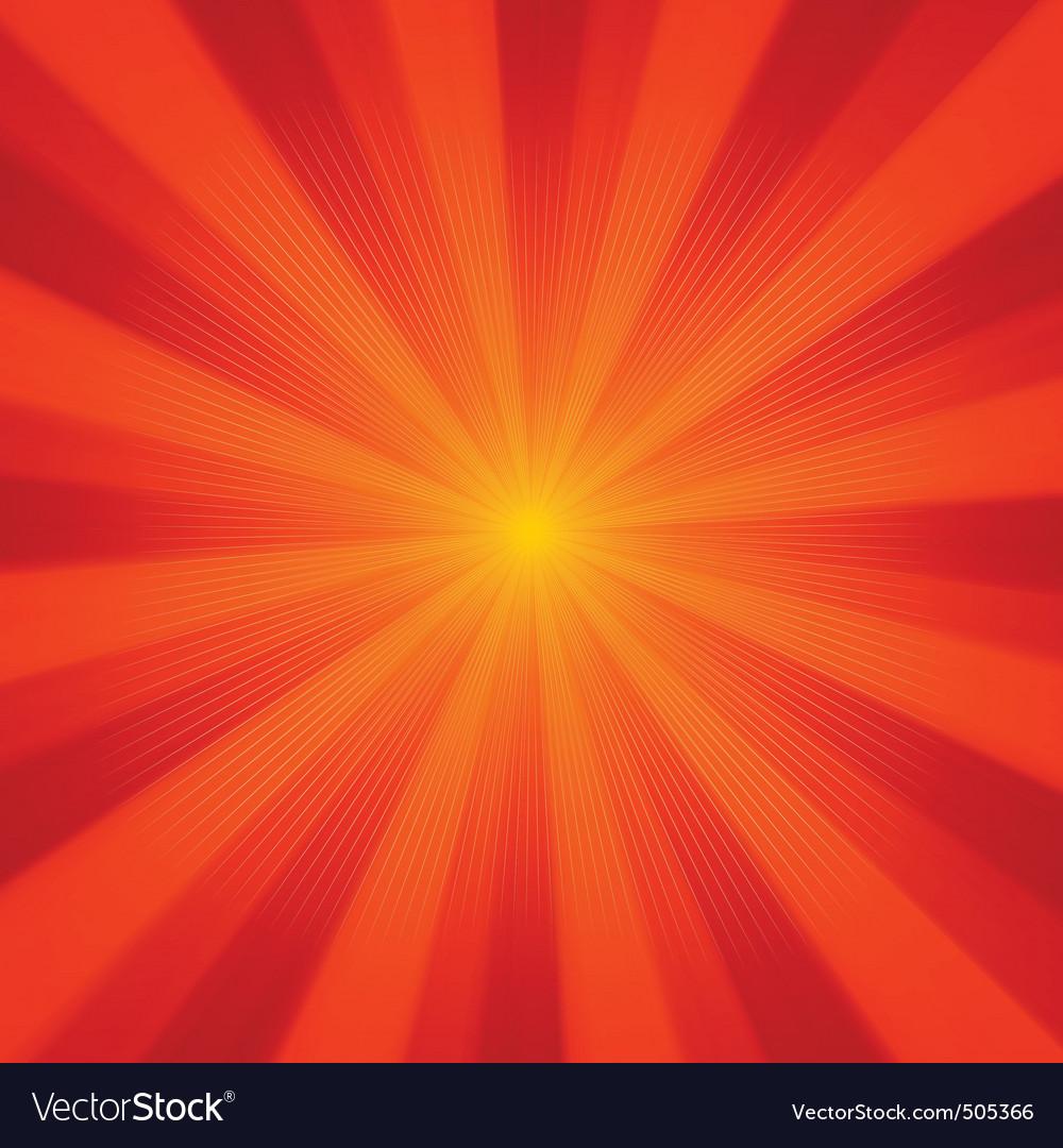 Sun light background eps 8 vector | Price: 1 Credit (USD $1)
