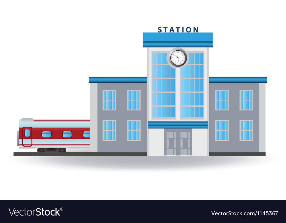 Station vector | Price: 1 Credit (USD $1)