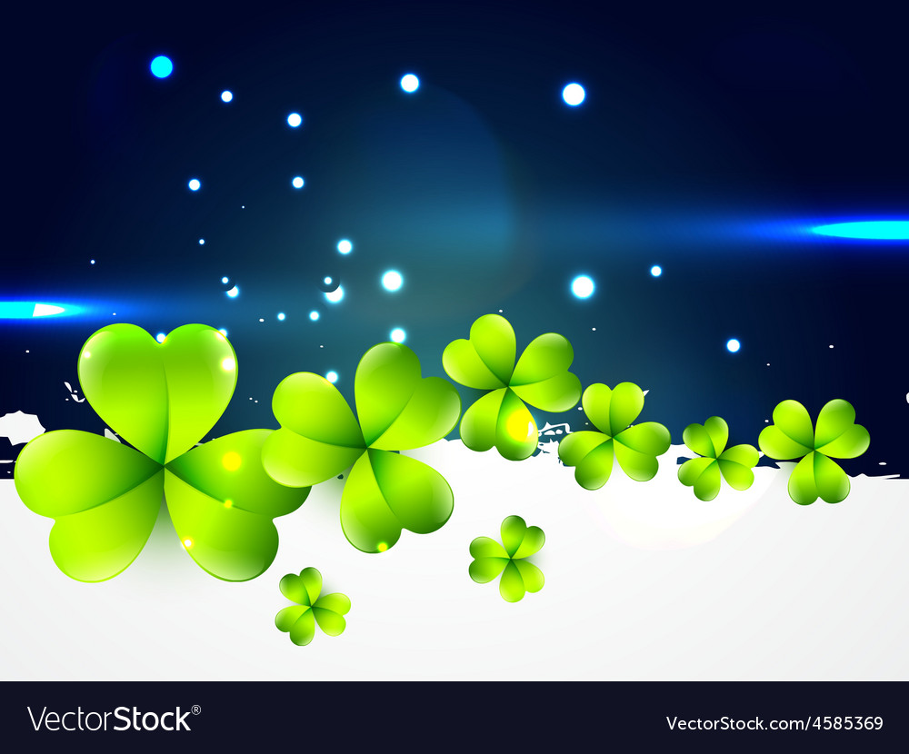 Beautiful st patricks day design vector | Price: 1 Credit (USD $1)