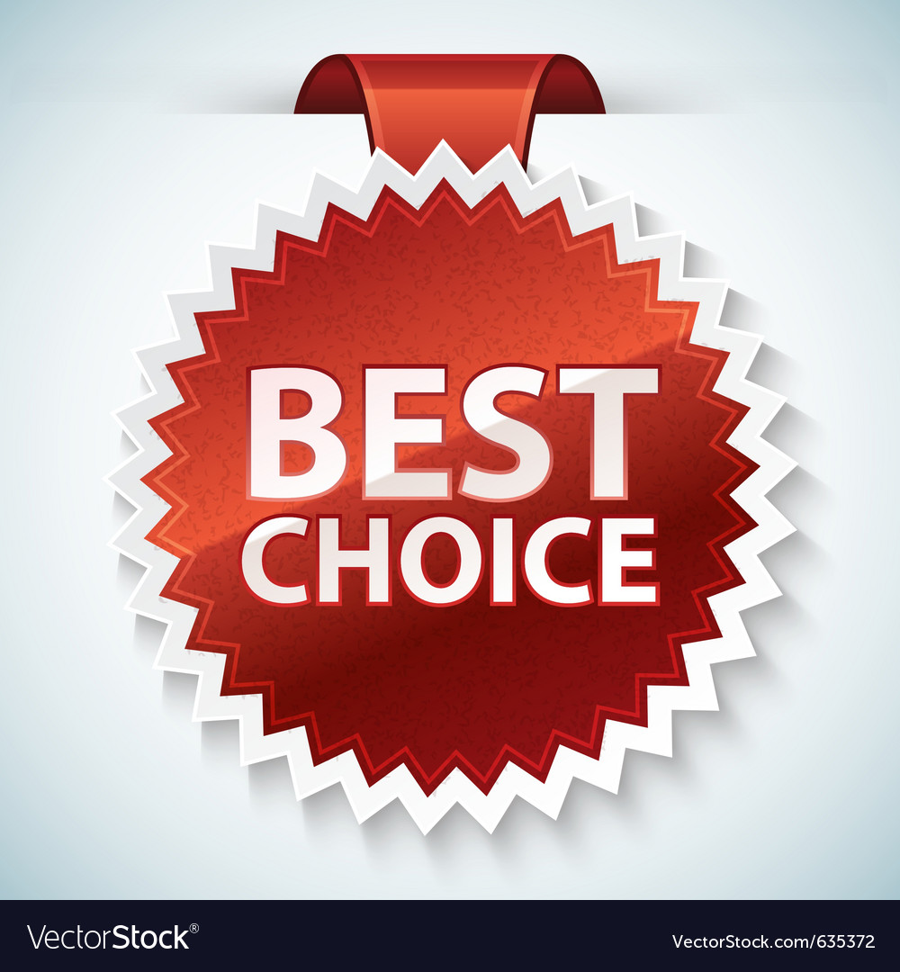 Best choice label vector   Price: 3 Credit (USD $3)