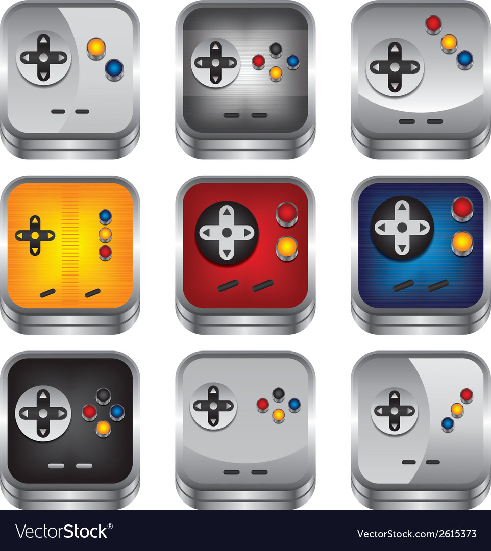 Game controller vector   Price: 1 Credit (USD $1)