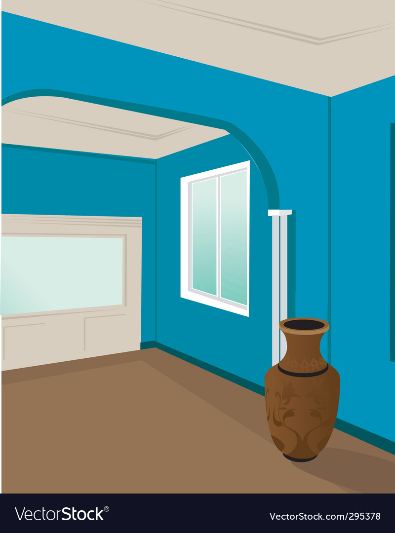 Interior vector | Price: 1 Credit (USD $1)