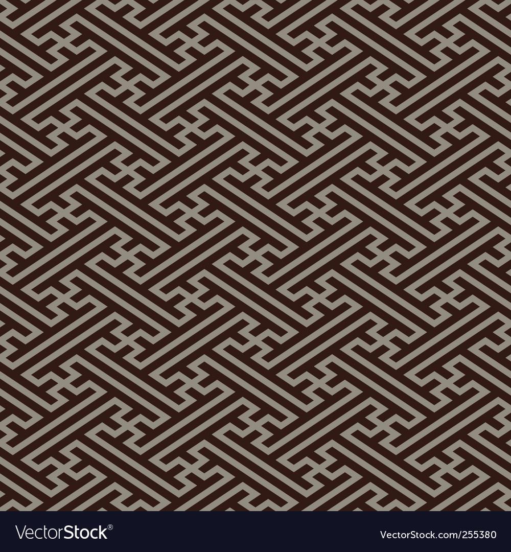 Oriental linen pattern vector | Price: 1 Credit (USD $1)