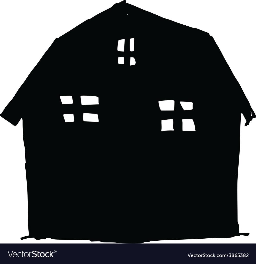 Barn vector | Price: 1 Credit (USD $1)