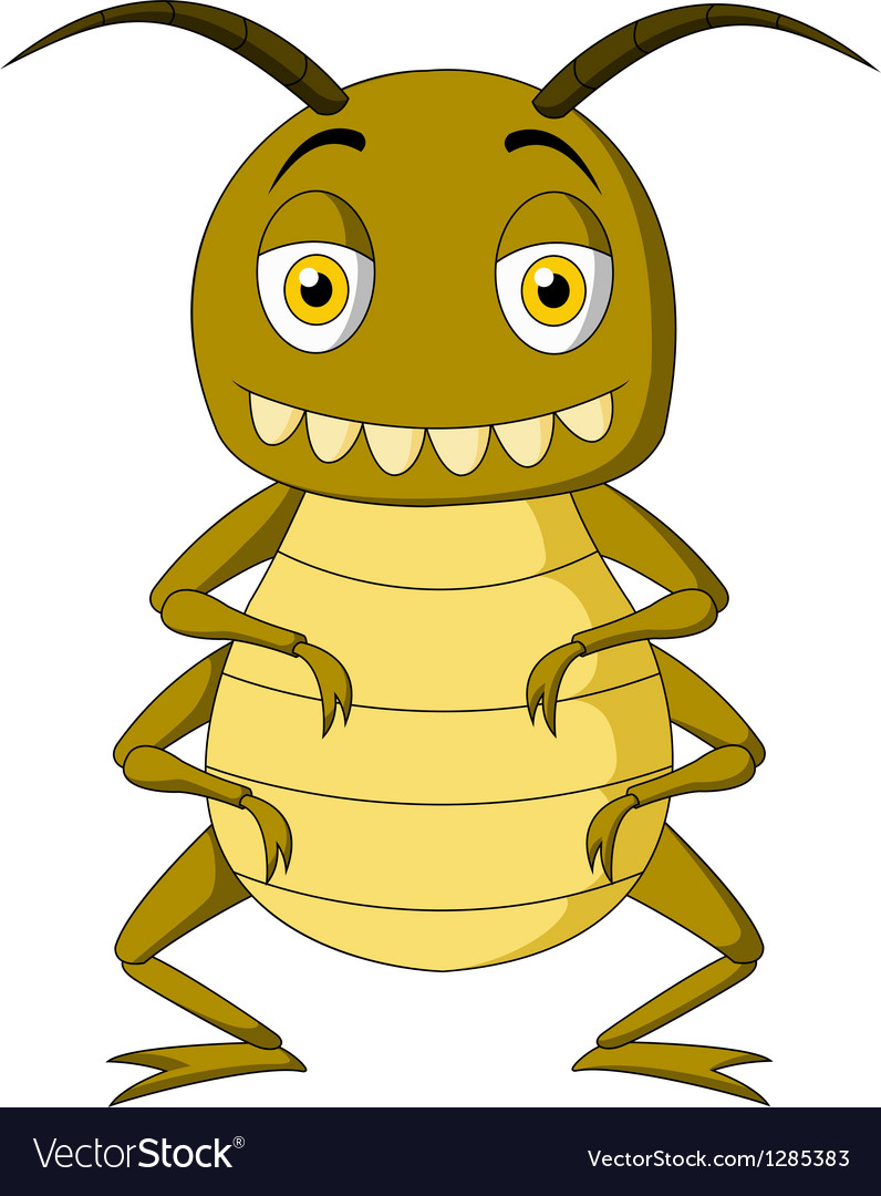 Insect cartoon vector | Price: 1 Credit (USD $1)