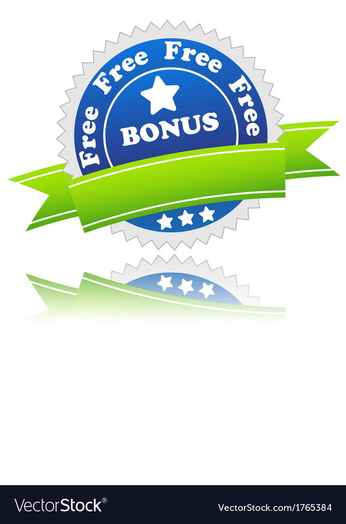 Bonus symbol vector | Price: 1 Credit (USD $1)