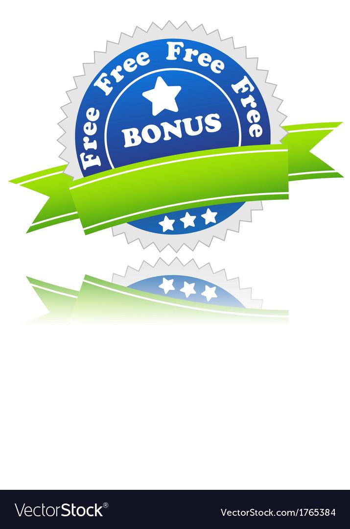 Bonus symbol vector   Price: 1 Credit (USD $1)