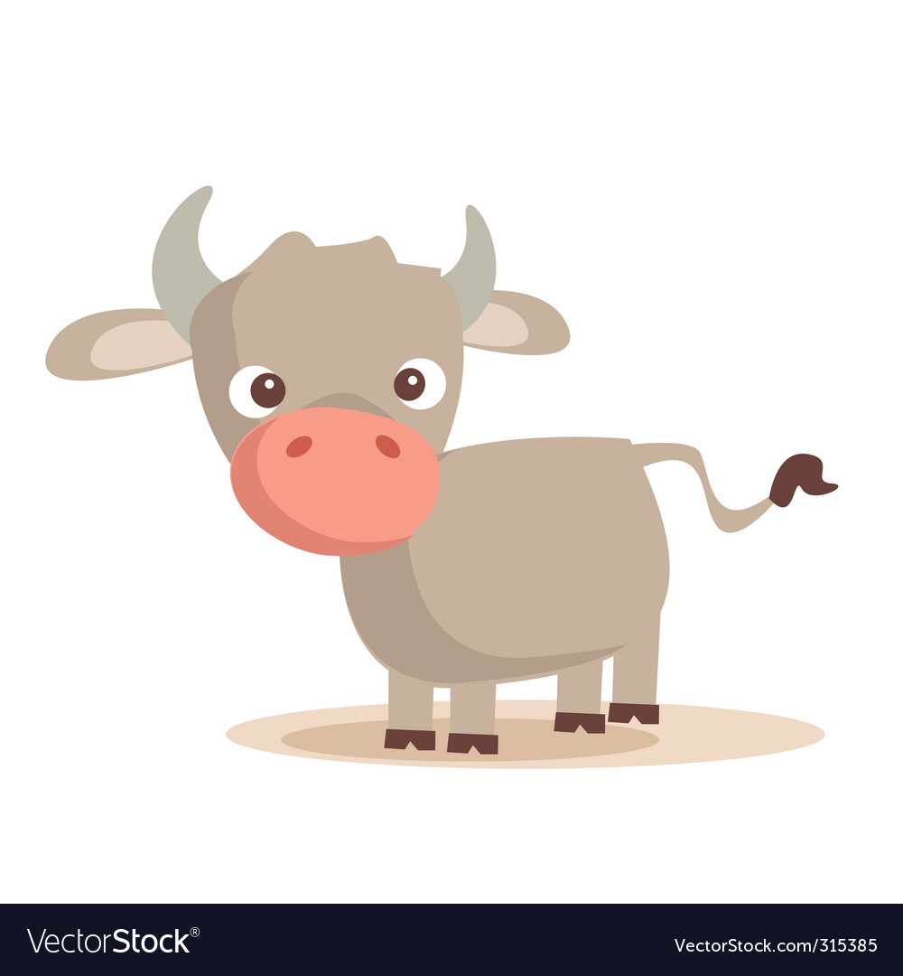 Cattle vector | Price: 1 Credit (USD $1)
