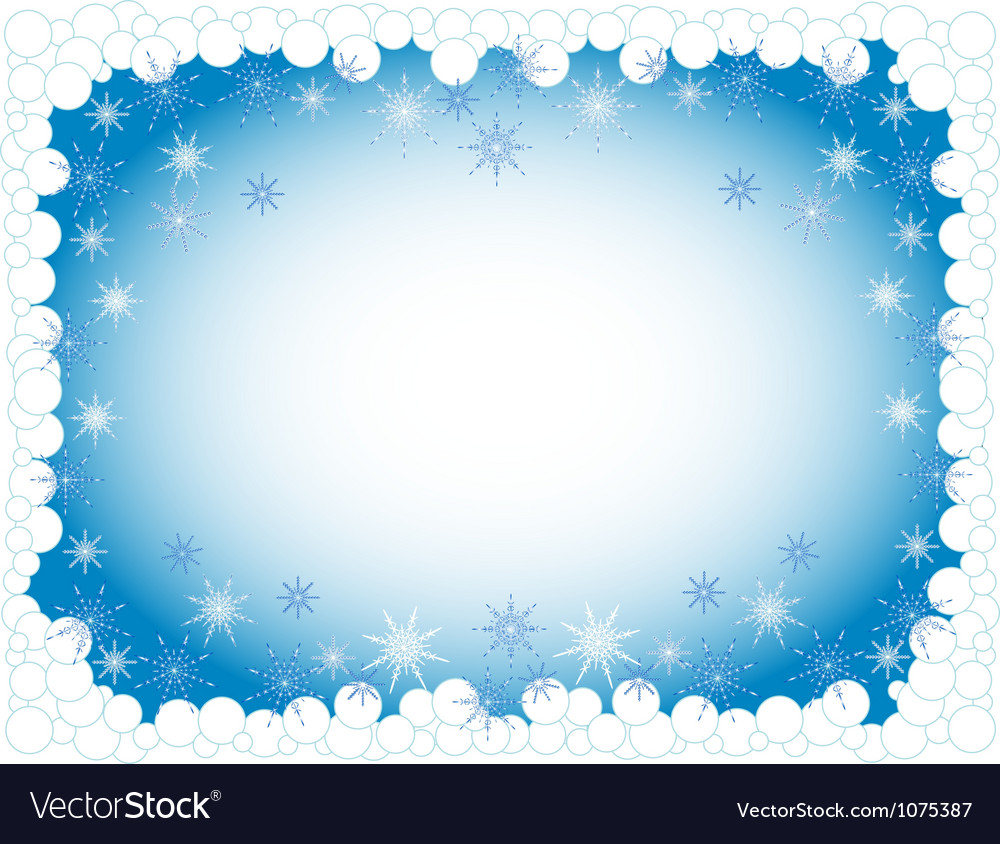 Winter background2 vector | Price: 1 Credit (USD $1)