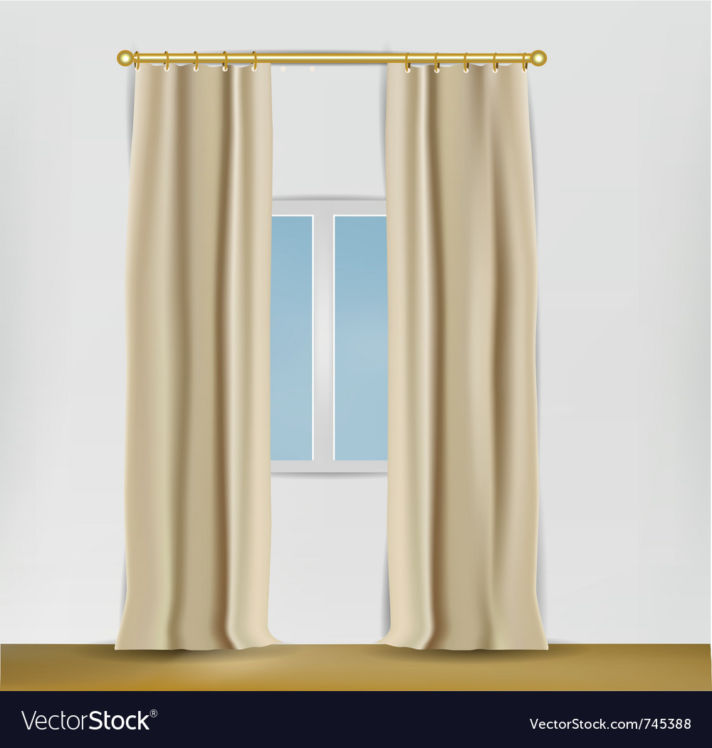 Satin drapery vector | Price: 1 Credit (USD $1)