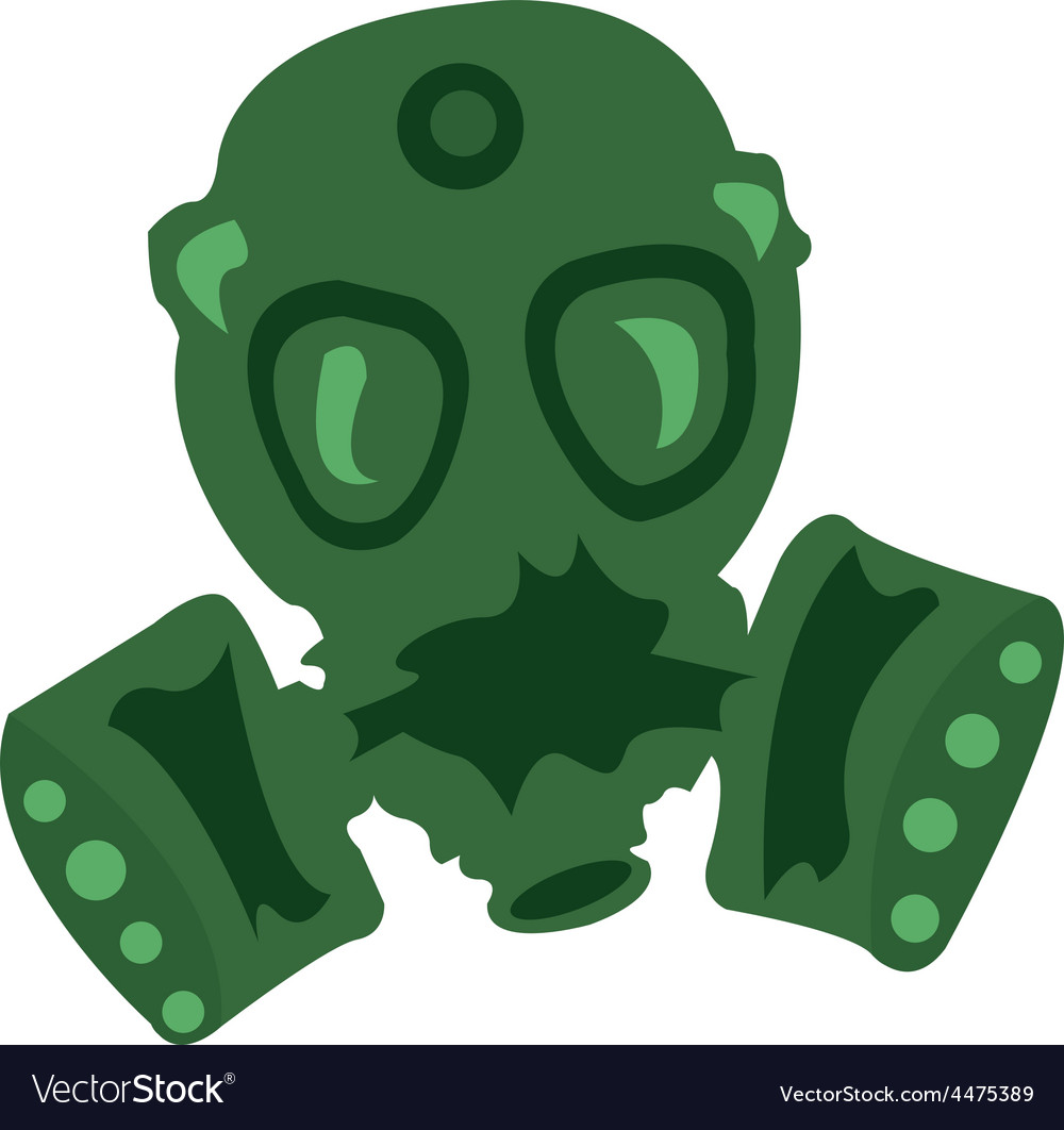 Gas mask vector | Price: 1 Credit (USD $1)