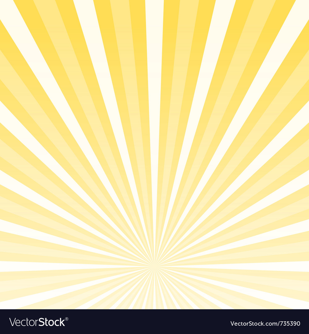 Shining background horizon vector | Price: 1 Credit (USD $1)