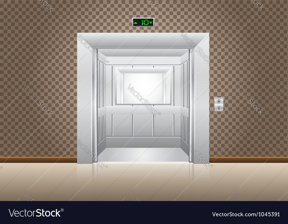 Elevator 02 vector | Price: 1 Credit (USD $1)