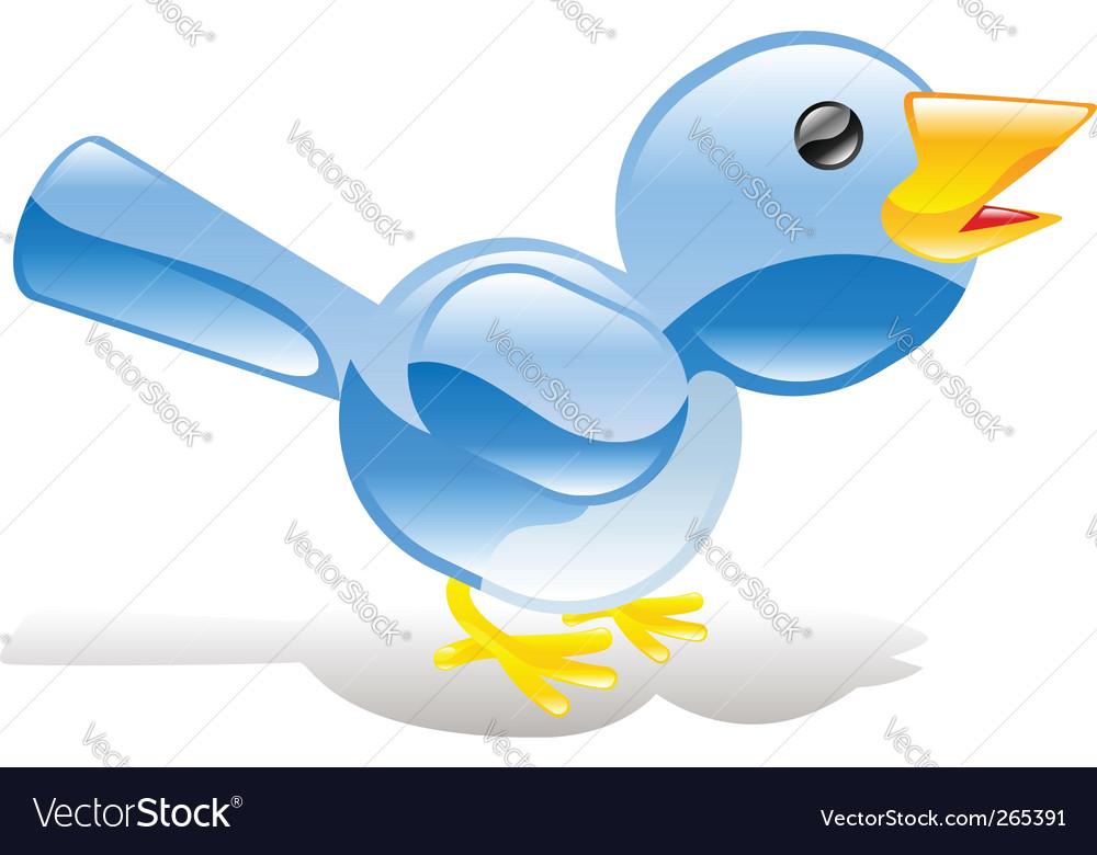 Twitter icon vector   Price: 1 Credit (USD $1)