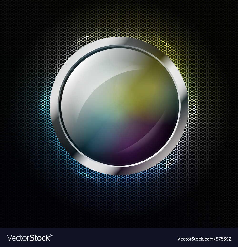 Multicolor glass banner vector | Price: 1 Credit (USD $1)