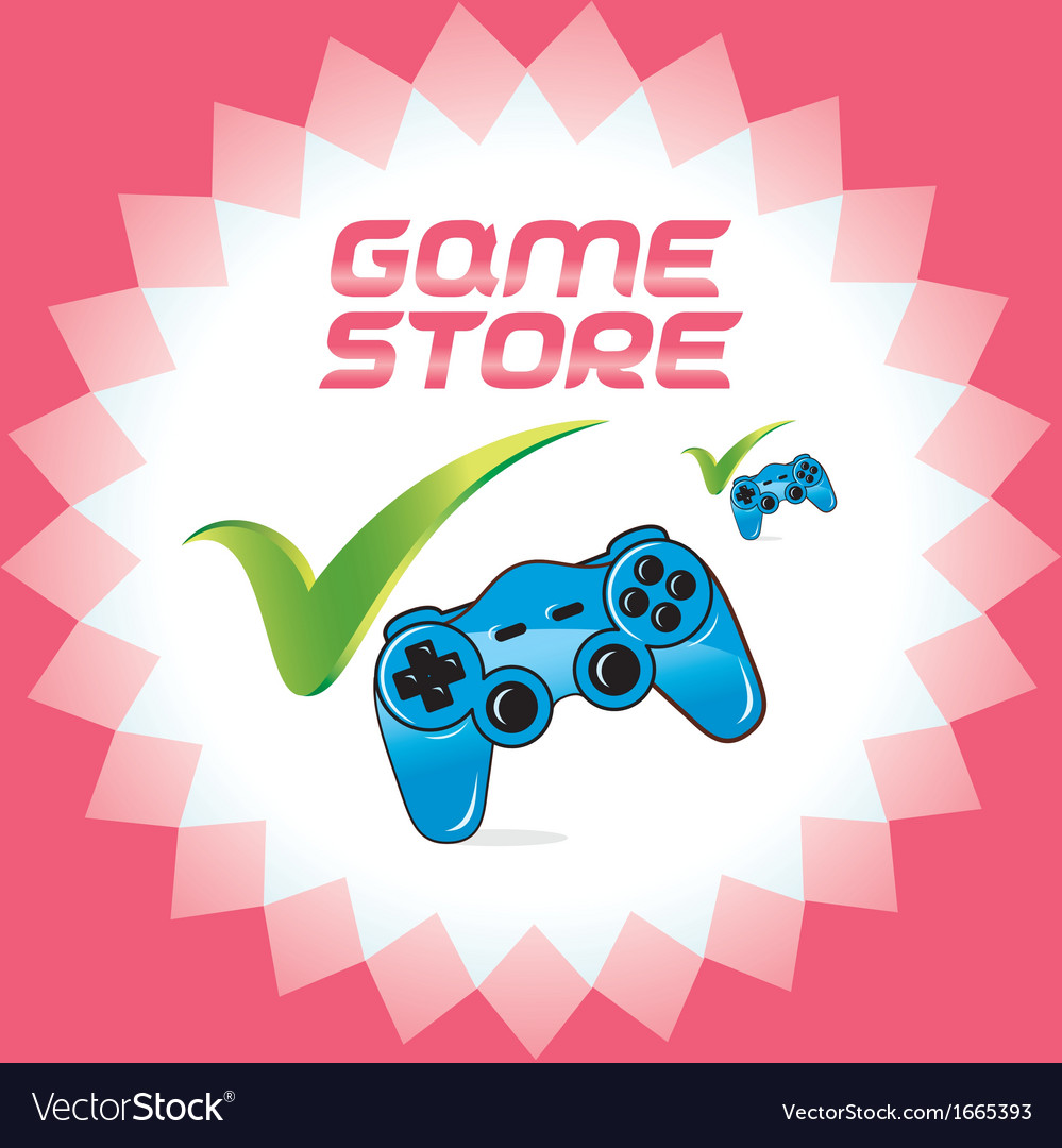 Pc and video games accept icons vector   Price: 1 Credit (USD $1)