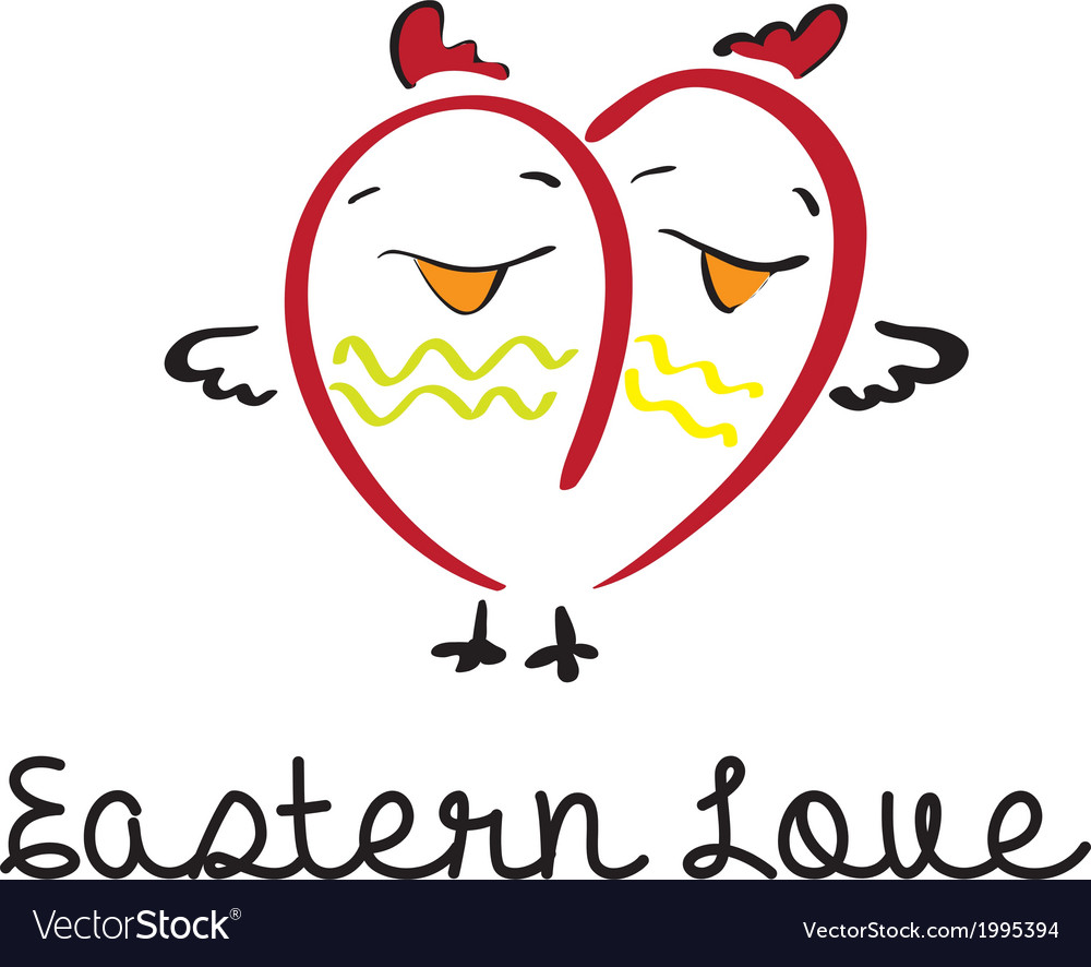 Eastern love vector | Price: 1 Credit (USD $1)