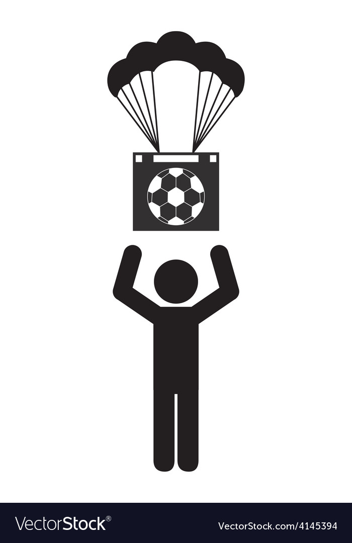 Football soccer vector   Price: 1 Credit (USD $1)