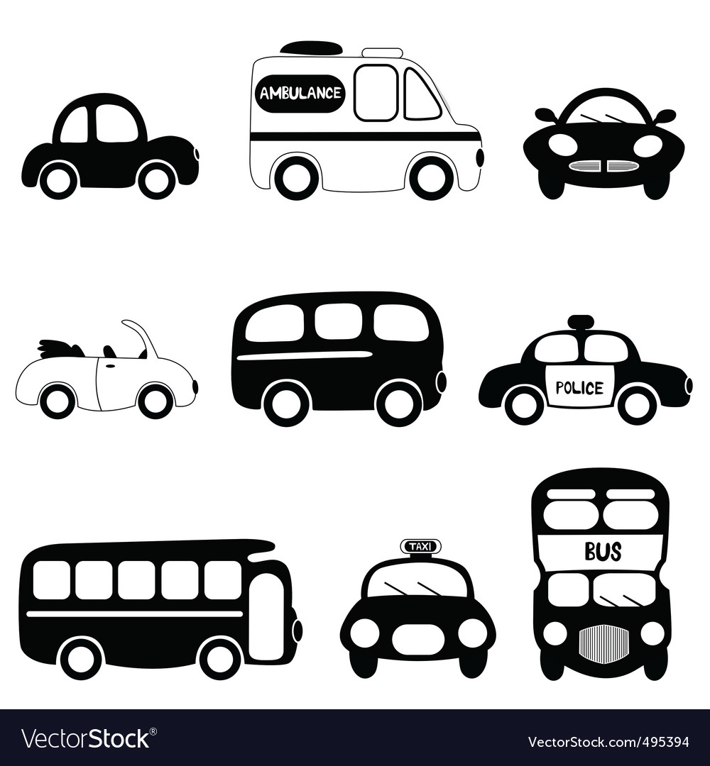 Transportation vehicle vector | Price: 1 Credit (USD $1)