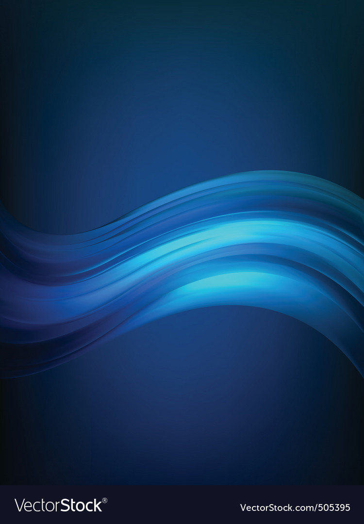 Blue concept abstract background eps 8 vector | Price: 1 Credit (USD $1)